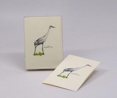 Steven M. Lewers & Associates Sandhill Crane Notecard Assortment (8 of 1 style)