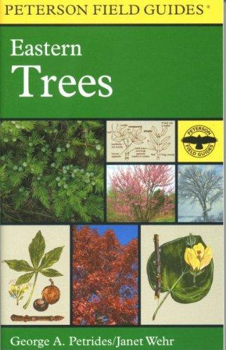 Houghton Mufflin Peterson Western Trees