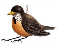 Bobbo Robin Birdhouse