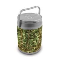 Picnic Time 9 Quart Capacity Can Cooler - Camouflage Can