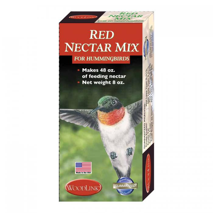Woodlink  8 Ounce Red Instant Nectar