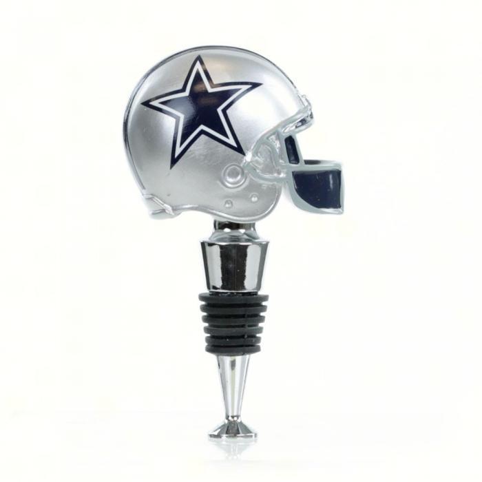 Evergreen Enterprises Dallas Cowboys Helmet Wine Bottle Stopper