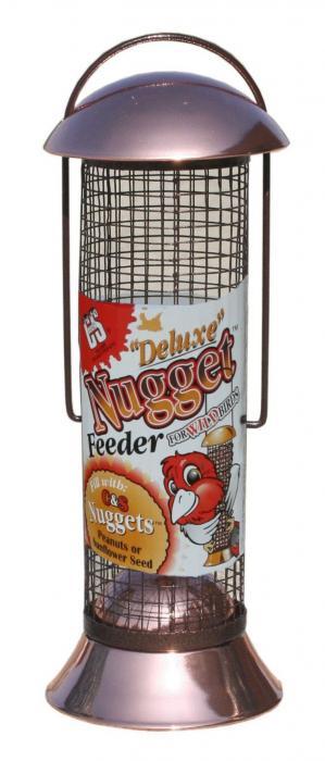 C & S Products Deluxe Nugget Bird Feeder