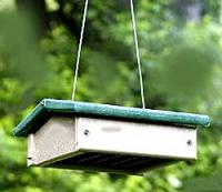 Rubicon Small Upside-Down Suet Feeder