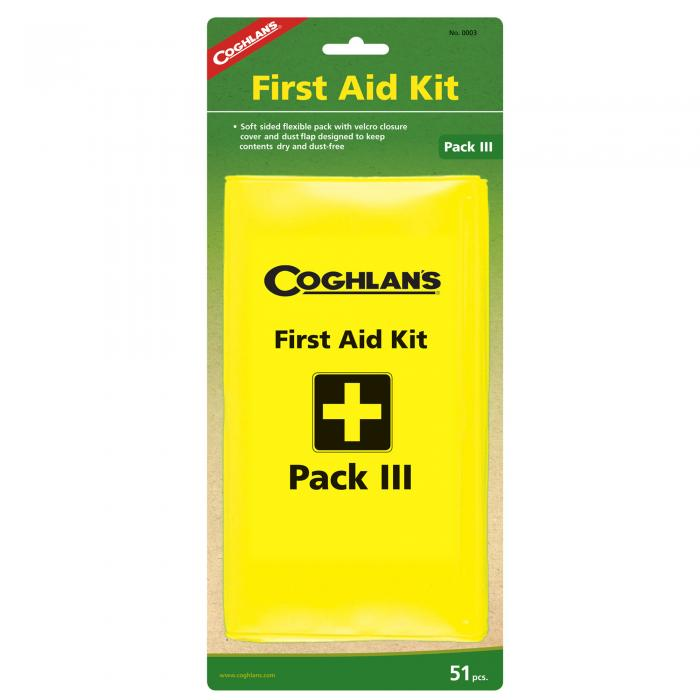 Coghlan's Pack III First Aid Kit