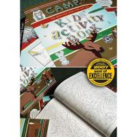 Education Outdoors Camp Activity Book
