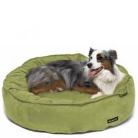 Nest Bed - Small/Saddle Suede
