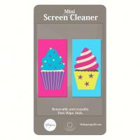 Wellspring Mini Screen Cleaner - Cupcakes