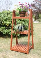 Convenience Concepts  3 Tier Plant Stand (Red Cedar)