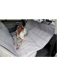 Hammock Car Seat Pet Protector - SUV/Grey