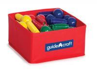 Guidecraft Better Builders 60 Piece Set
