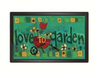 Magnet Works Love to Garden MatMate