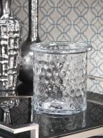 Zodax Bubble Glass Ice Bucket