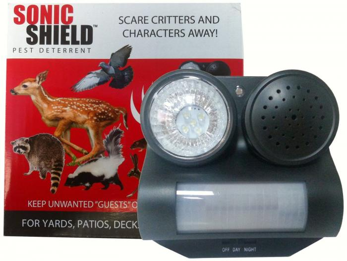 Bird B Gone Sonic Shield for Homes