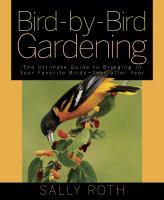 Rodale Books Bird-by-Bird Gardening