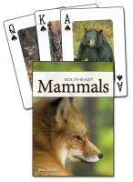 Adventure Publications Mammals of the Southeast Playing Cards