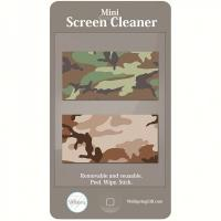 Wellspring Mini Screen Cleaner - Camoflauge