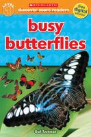 Scholastic Books Busy Butterflies