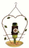 Sunset Vista Designs DIY Flower Bird Feeder