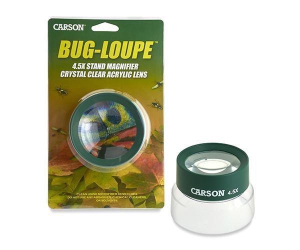 Carson Bug Loupe Magnifier