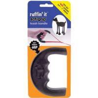 Ruffin' It Pet Products Rubber Sof-Grip Handle, Wide