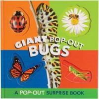 Chronicle Books Giant Pop-Out Bugs