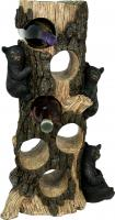 Rivers Edge Products Bears 6 Wine Bottle Holder