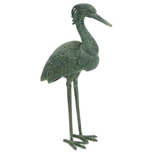 Achla Stately Blue Heron