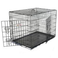 Extra Large Two Door Dog Crate