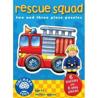 The Original Toy Company Rescue Squad