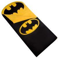 Olive Kids Batman Emblem Sleeping Bag