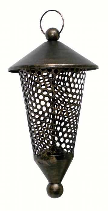 Heath Waffle Cone Bird Feeder