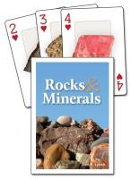 Adventure Publications Rocks and Minerals Playing Cards