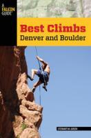 Globe Pequot Press Best Climbs Denver/boulder