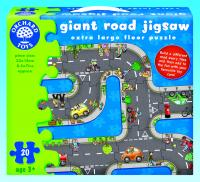 The Original Toy Company Giant Road Jigsaw Puzzle
