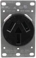 Pass & Seymour 3890/5206 Single-Flush Range Receptacle