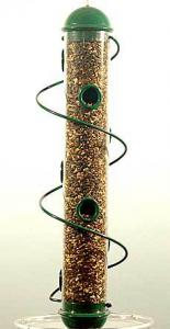 Tube / Finch Feeders by Bird Quest