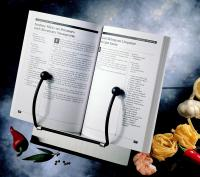 Prodyne M979 Steel Cookbook Holder