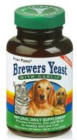 Brewers Yeast With Garlic