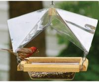 Songbird Essentials Crystal Clear Bird Feeder