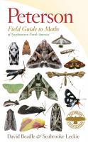 Peterson Books Peterson Field Guide to Moths