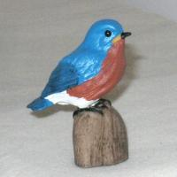 Songbird Essentials Bluebird Table Piece