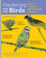 Workman Publishing Gardening for the Birds
