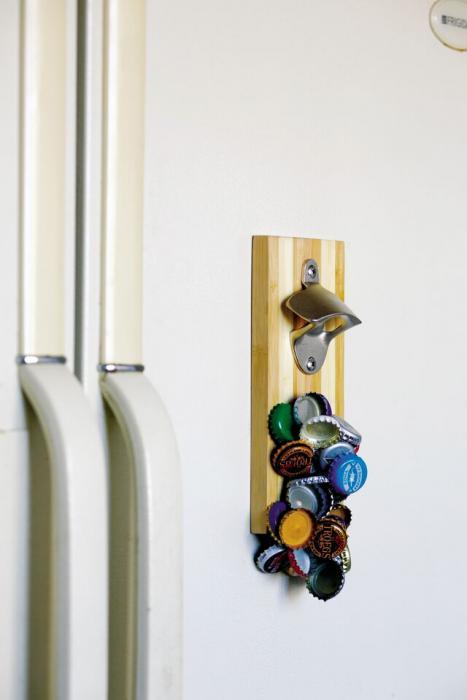 Picnic Plus Magna Cappa Rho Magnetic Bottle Opener