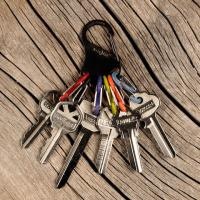 Nite-ize KeyRack Key Holder with S-Biners