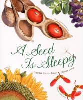 Chronicle Books A Seed is Sleepy (hardcover)