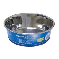 Our Pets Durapet Stainless Steel Pet Bowl, 2qt