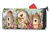 Magnet Works Cottage Birdhouse MailWrap