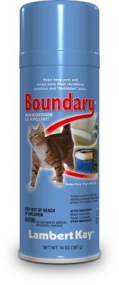 Boundary Repellent Cat