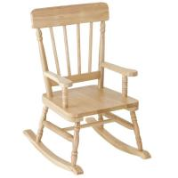 Levels of Discovery Simply Classic Oak Rocker